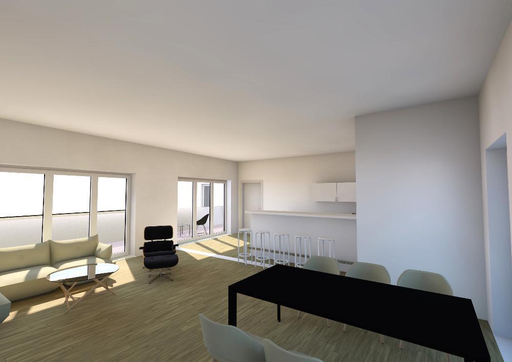 Barrierefreies Penthouse in zentraler Lage, 45525 Hattingen, Wohnung